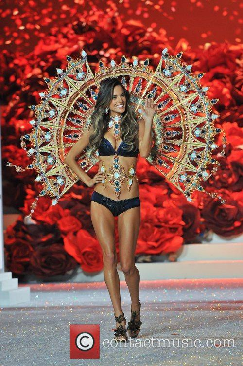 Alessandra Ambrosio and Victoria's Secret 10