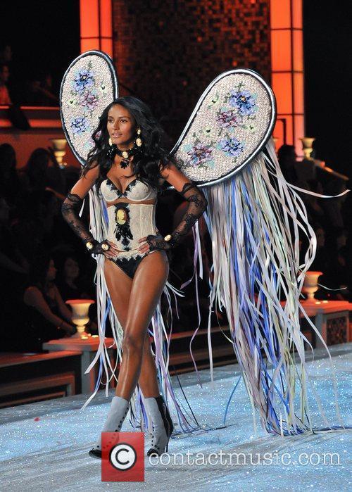 Model, Lily Aldridge, Victoria's Secret
