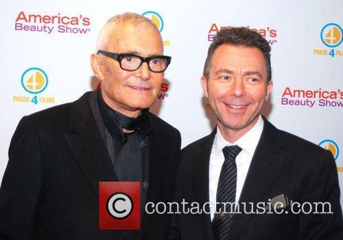 Vidal Sassoon and Michael Gordon