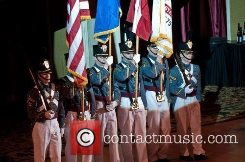 Us Army Color Guard 2