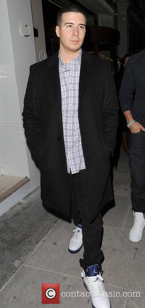 Vinny Guadagnino from hit American TV show 'Jersey...