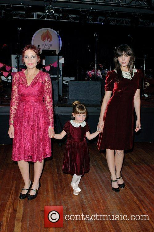 Pearl Lowe and Daisy Lowe 10