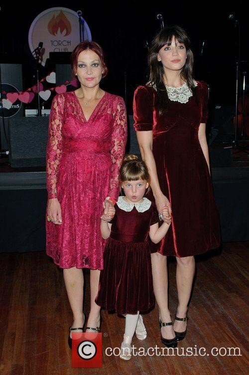 Pearl Lowe and Daisy Lowe 7