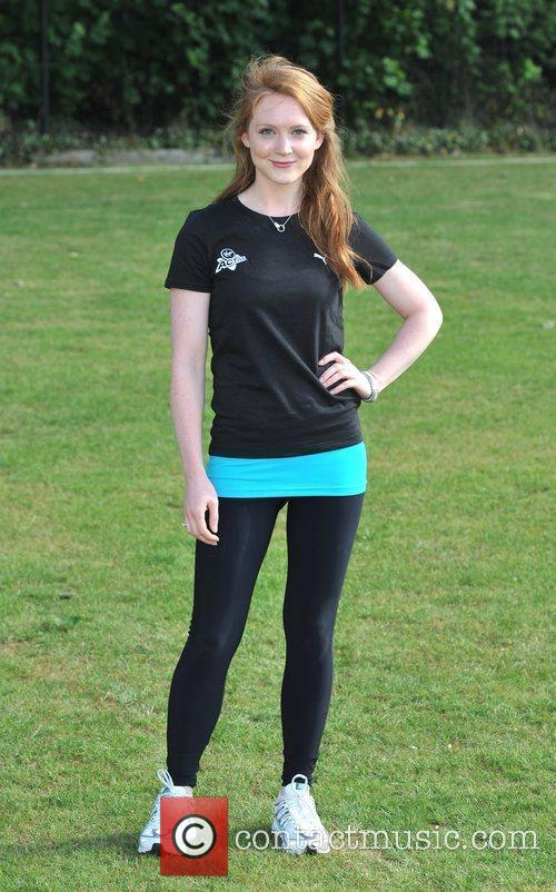 Olivia Hallinan Virgin Active London Triathlon - Photocall...