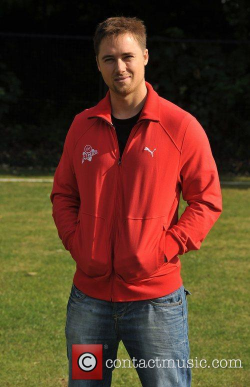 Marcus Patrick Virgin Active London Triathlon - photocall...