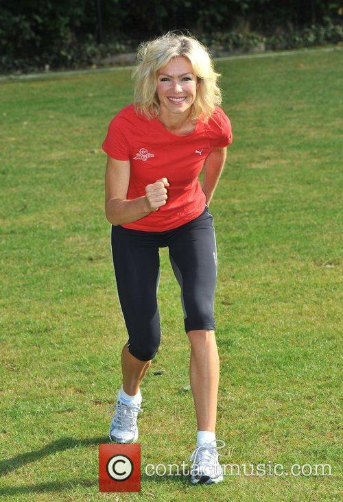 Nell McAndrew Virgin Active