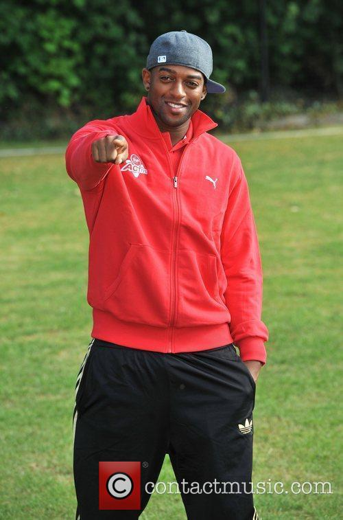 Oritse Williams Virgin Active London Triathlon - photocall...