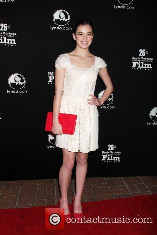 Hailee Steinfeld, Santa Barbara International Film Festival