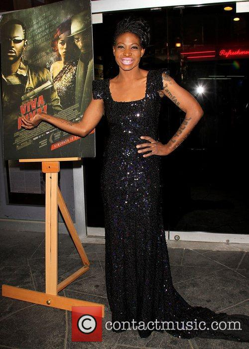 At the Viva Riva movie premiere presented by...