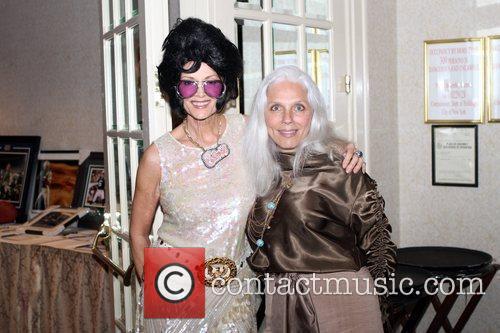 Bonnie Pfeifer Evans and Chazz Levi  The...