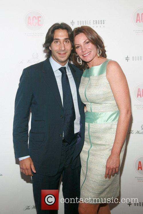 Jacques Azoulay and LuAnn de Lesseps  The...