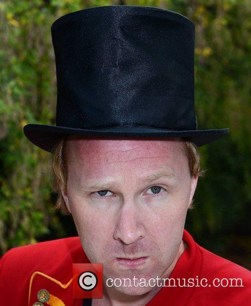 Jason Byrn  Vodafone Comedy Festival in the...