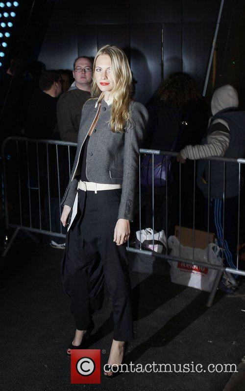 At the Vogue.com 15th anniversary party at W...