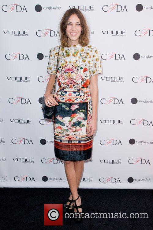 Alexa Chung  at the launch of the...