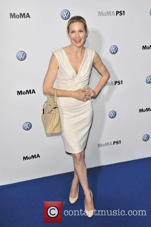 Kelly Rutherford  The Launch Of The Partnership...