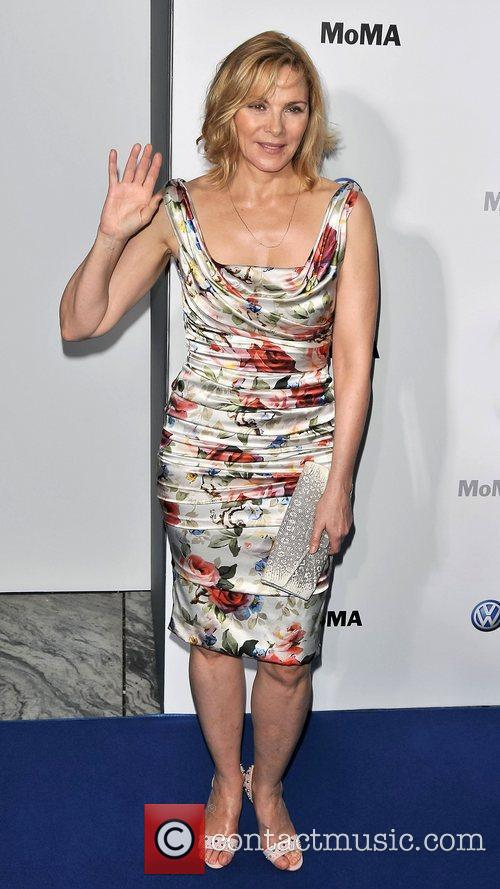 Kim Cattrall  The Launch Of The Partnership...