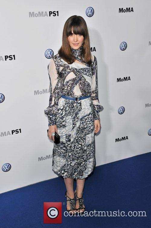 Rose Byrne  The Launch Of The Partnership...
