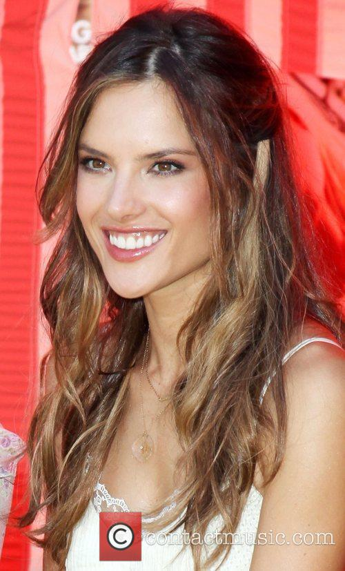 Alessandra Ambrosio Victoria's Secret Bomshells reveal the What...