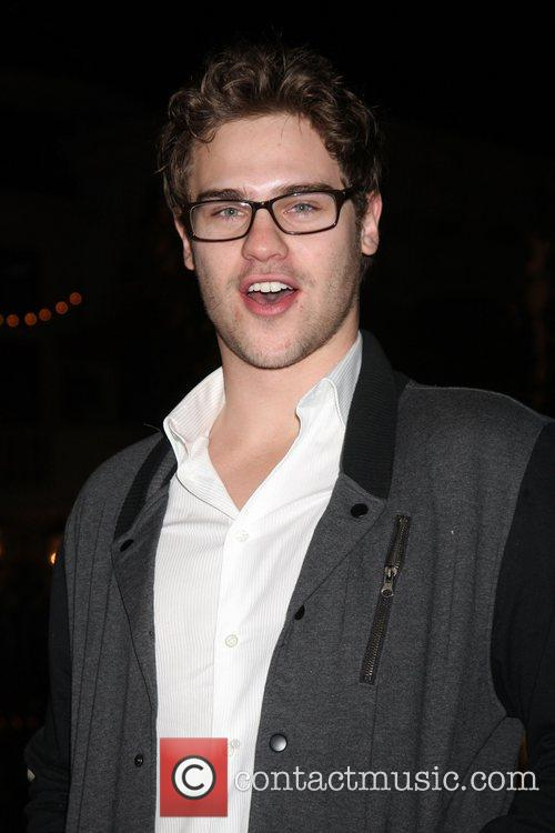 Grey Damon The premiere of 'Waiting For Forever'...
