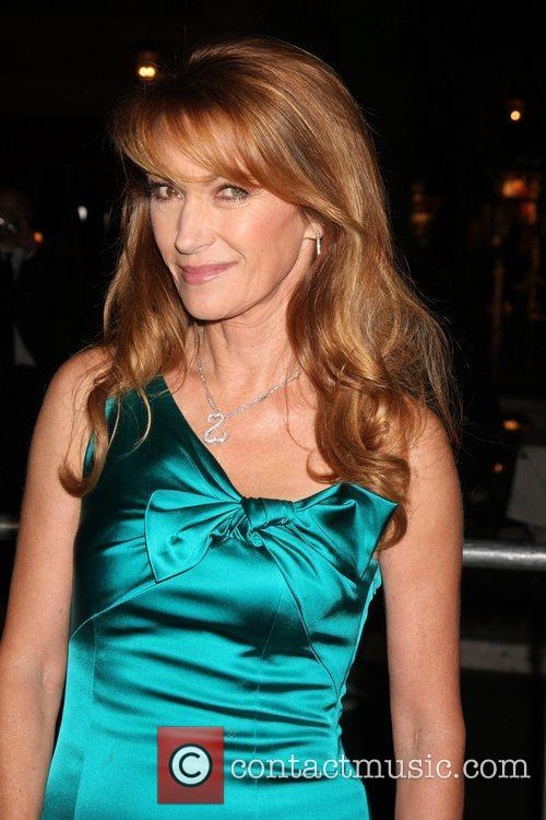 Jane Seymour  The premiere of 'Waiting For...