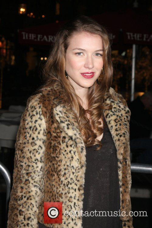 Nathalia Ramos  The premiere of 'Waiting For...