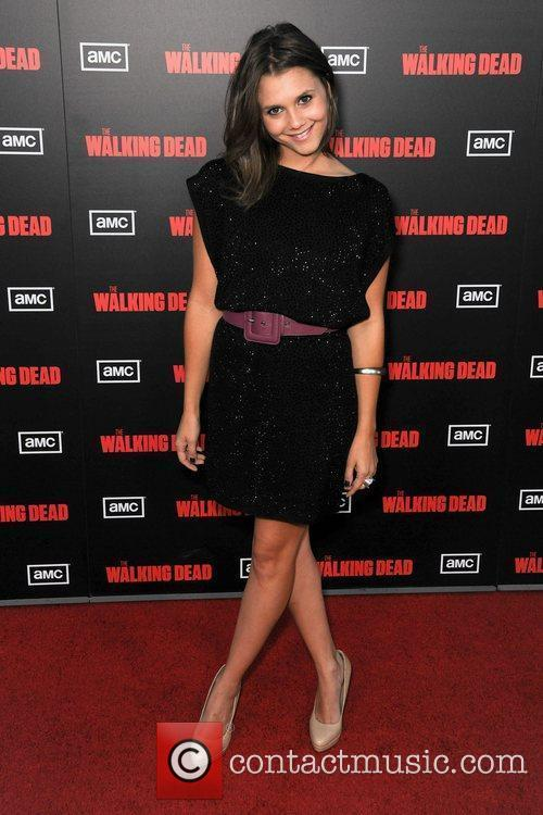 Alexandra Chando ,  at the premiere of...