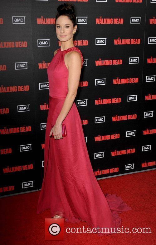 Sarah Wayne Callies  at the premiere of...