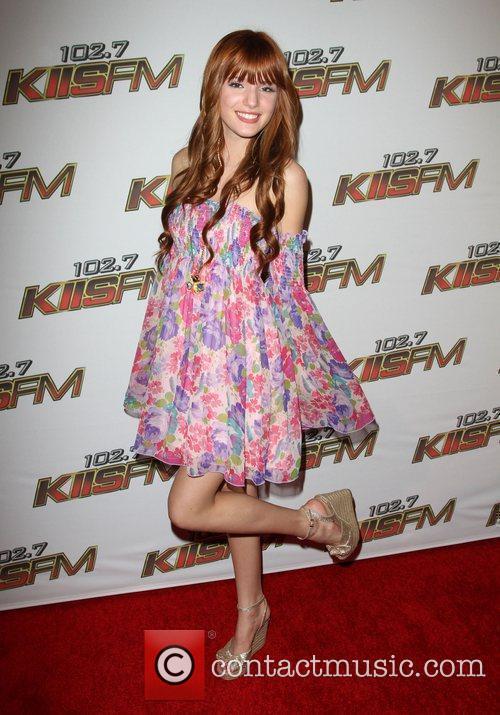 Bella Thorne KIIS FM's 2011 Wango Tango Concert...