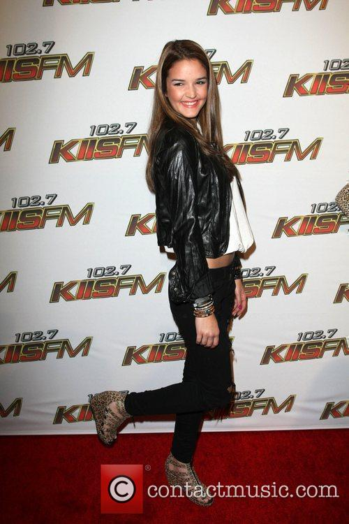 Chelsea Ricketts KIIS FM's 2011 Wango Tango Concert...