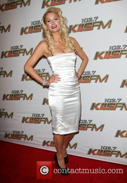 Paris Hilton KIIS FM's 2011 Wango Tango Concert...