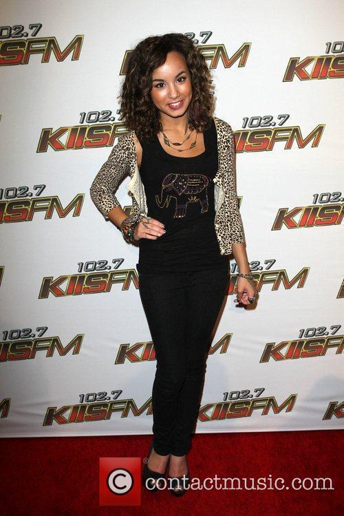 Savannah Jayde KIIS FM's 2011 Wango Tango Concert...