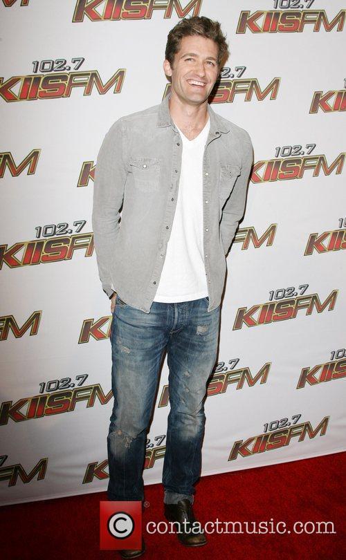 Matthew Morrison KIIS FM's 2011 Wango Tango Concert...