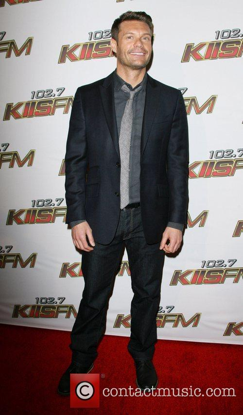 Ryan Seacrest KIIS FM's 2011 Wango Tango Concert...