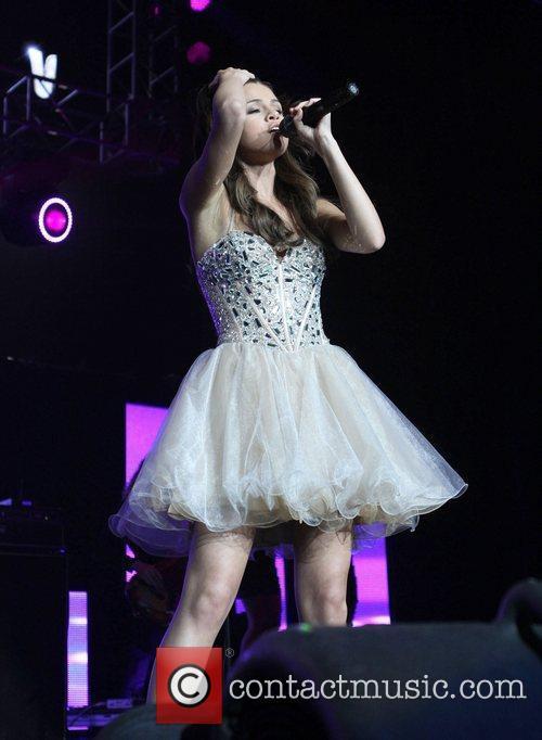Selena Gomez KIIS FM's 2011 Wango Tango Concert...