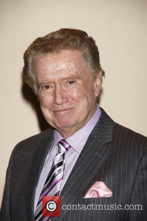 Regis Philbin Opening night after party for the...
