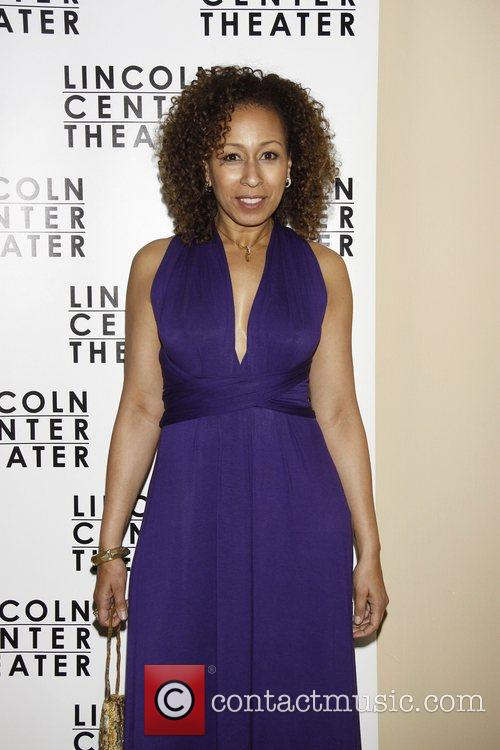 Tamara Tunie Opening night after party for the...
