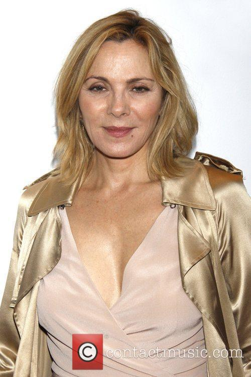 Kim Cattrall Opening night of the Lincoln Center...