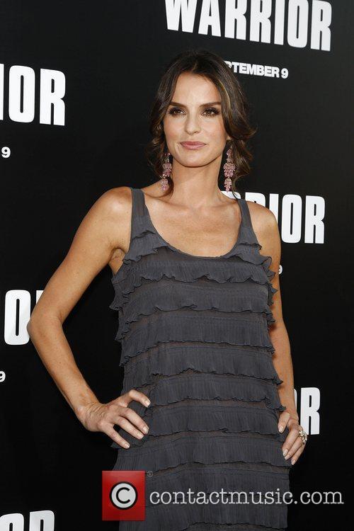 Ana Alexander  Warrior Los Angeles Premiere at...