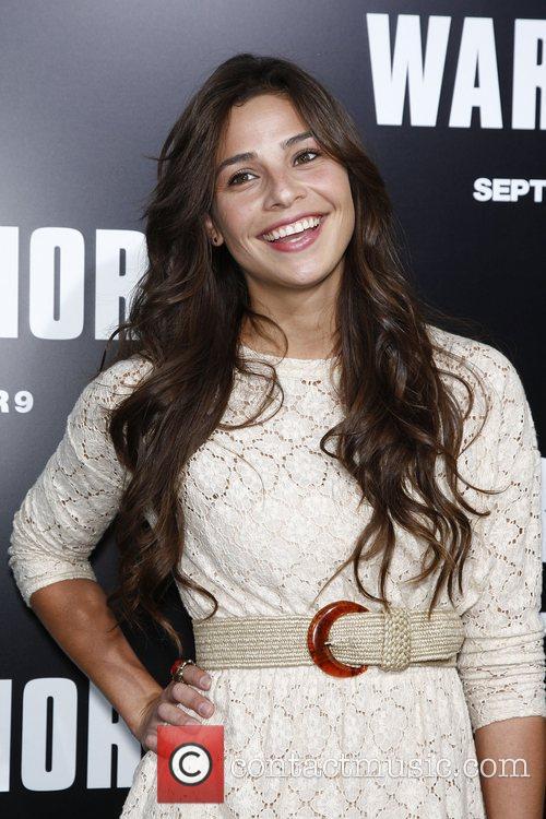 Ana Ayora  Warrior Los Angeles Premiere at...