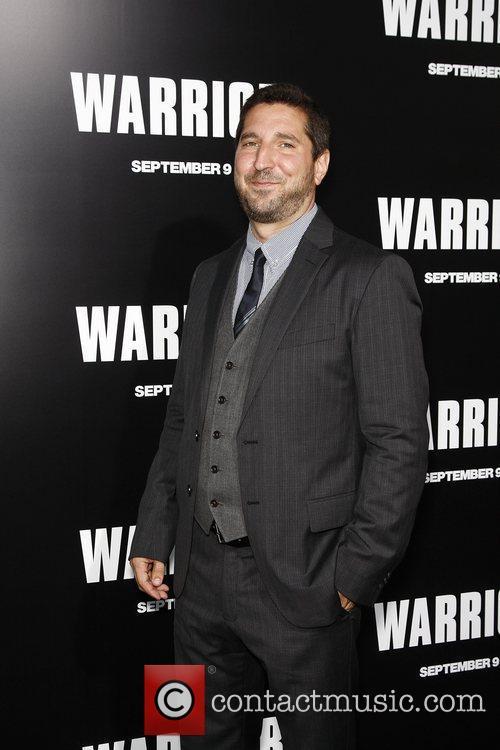 Anthony Tambakis  Warrior Los Angeles Premiere at...