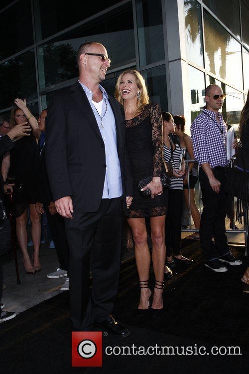 Gavin O'Connor; Brooke Burns  Warrior Los Angeles...