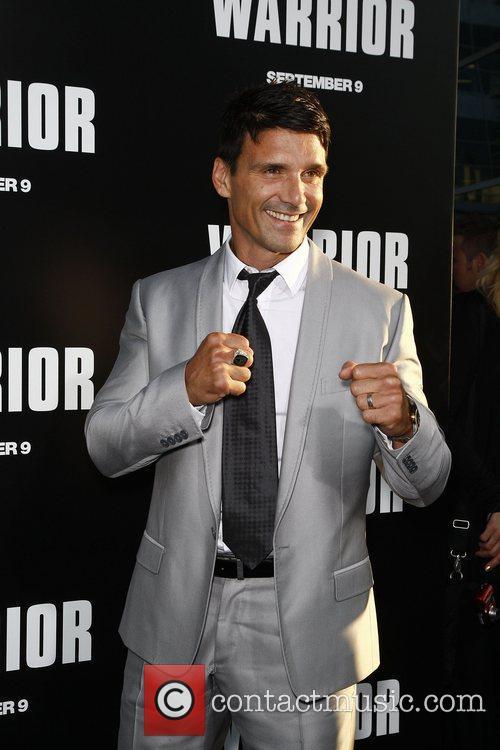 Frank Grillo  Warrior Los Angeles Premiere at...