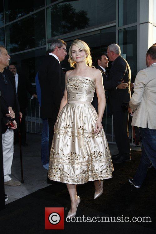 Jennifer Morrison  Warrior Los Angeles Premiere at...
