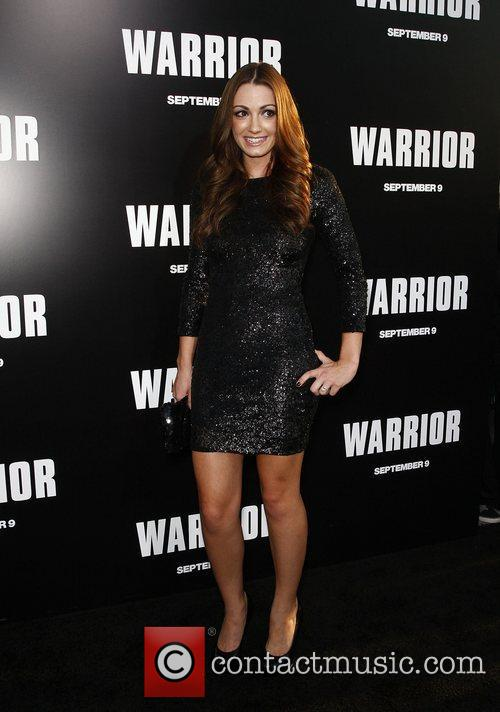 Julia Stockstad  Warrior Los Angeles Premiere at...