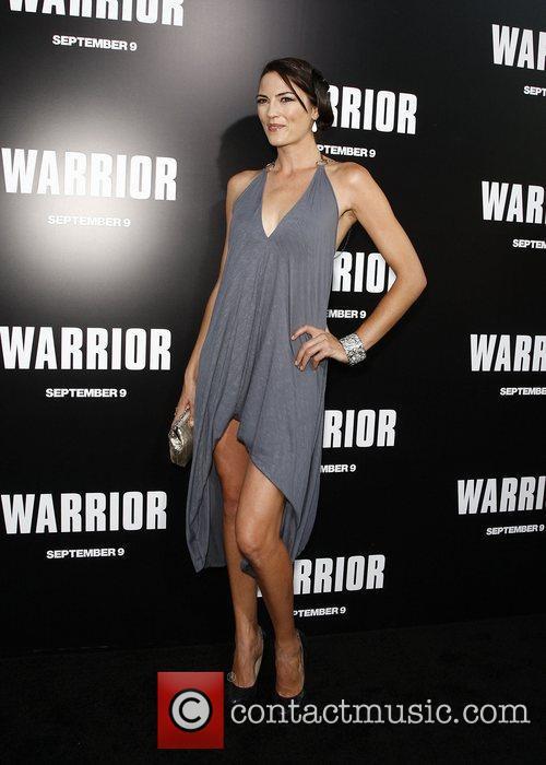 Monique Ganderton  Warrior Los Angeles Premiere at...