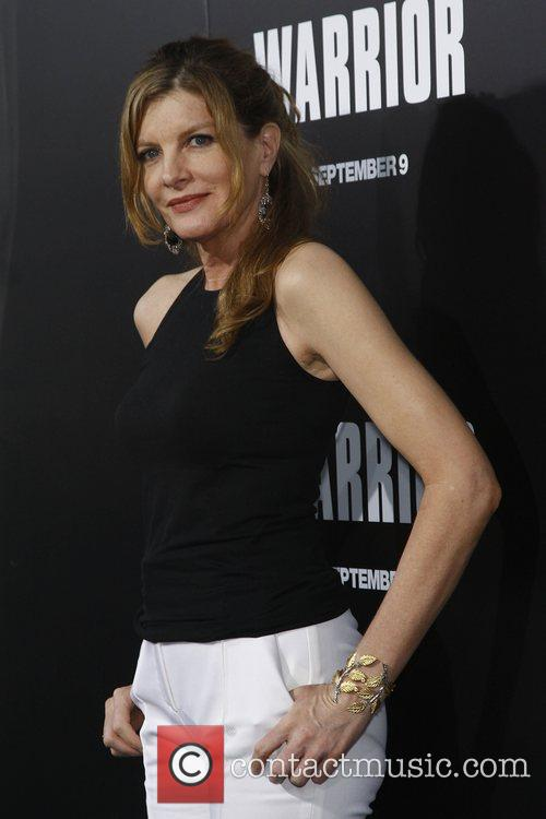 Rene Russo  Warrior Los Angeles Premiere at...