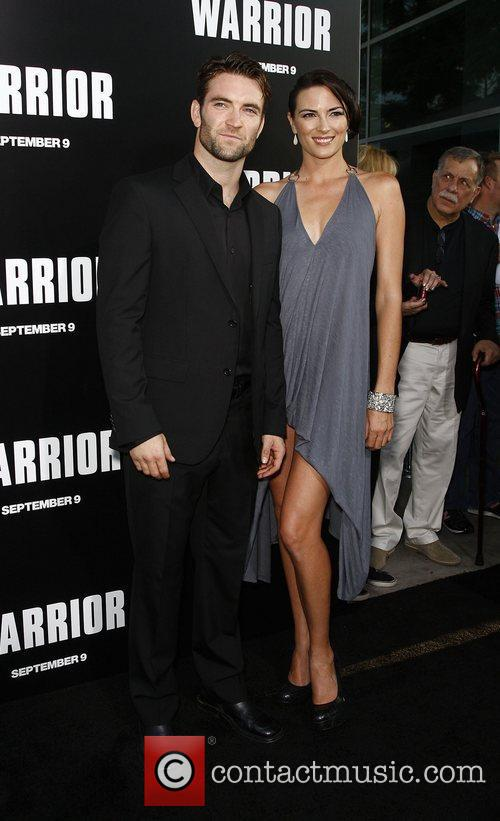 Sam Hargrave; Monique Ganderton  Warrior Los Angeles...