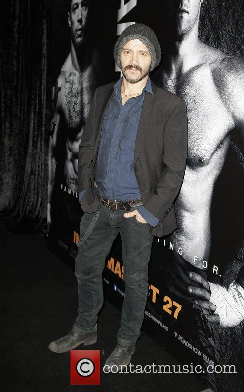 The Australian premiere of 'Warrior' held at Event...