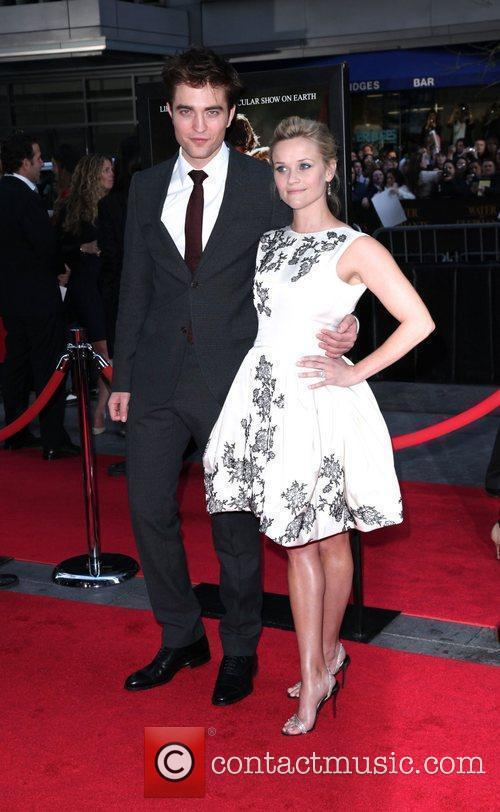 Robert Pattinson and Reese Witherspoon 15