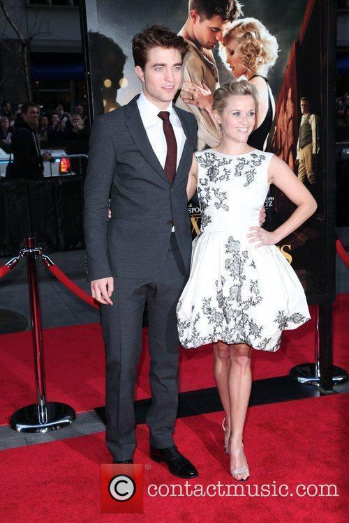 Robert Pattinson and Reese Witherspoon 17
